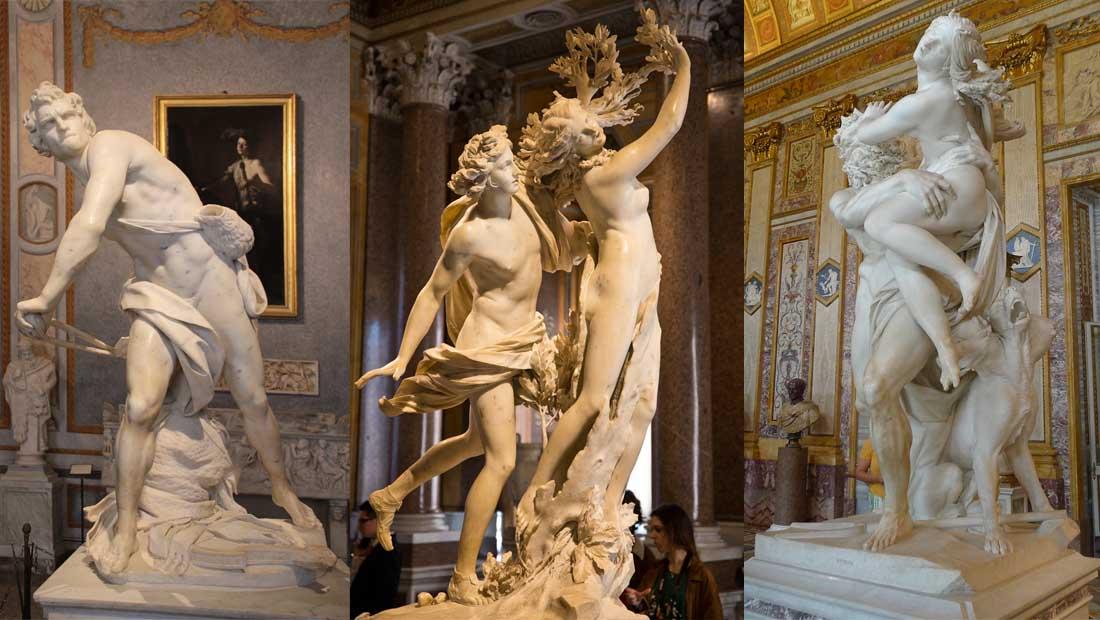 Roma Gezilecek Yerler : Borghese Galerisi