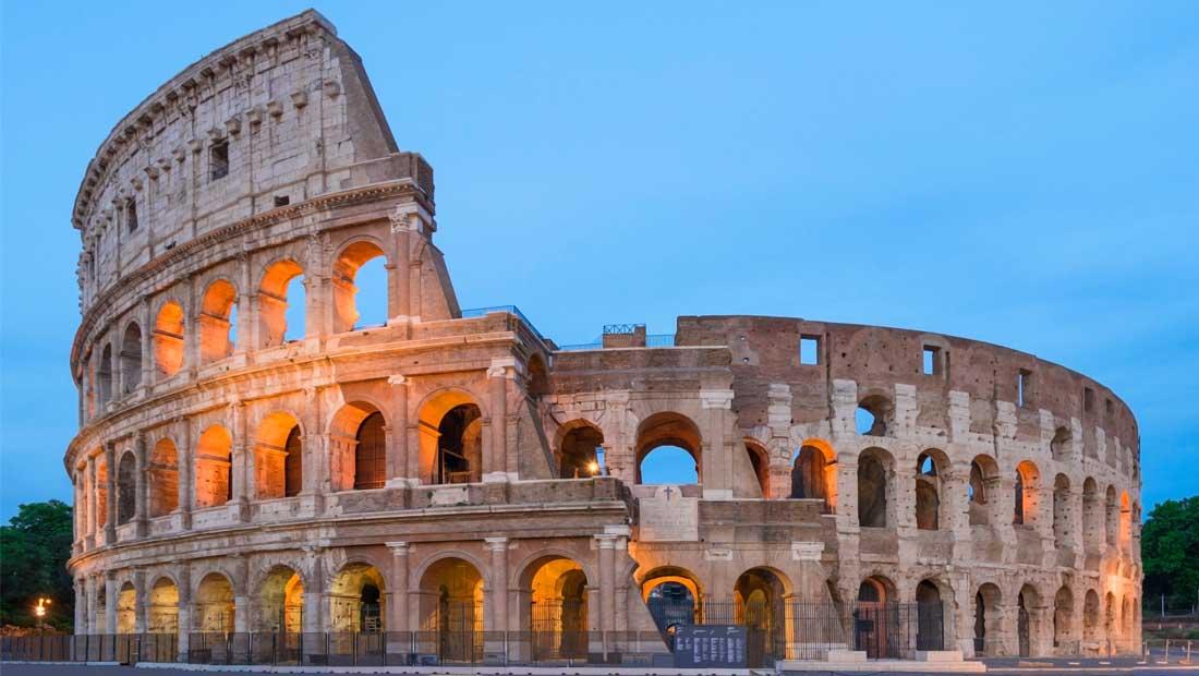 Roma Gezilecek Yerler : Kolezyum