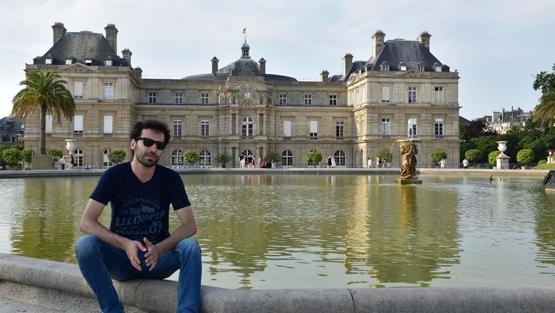 Paris Gezilecek Yerler : Lüksemburg Bahçesi