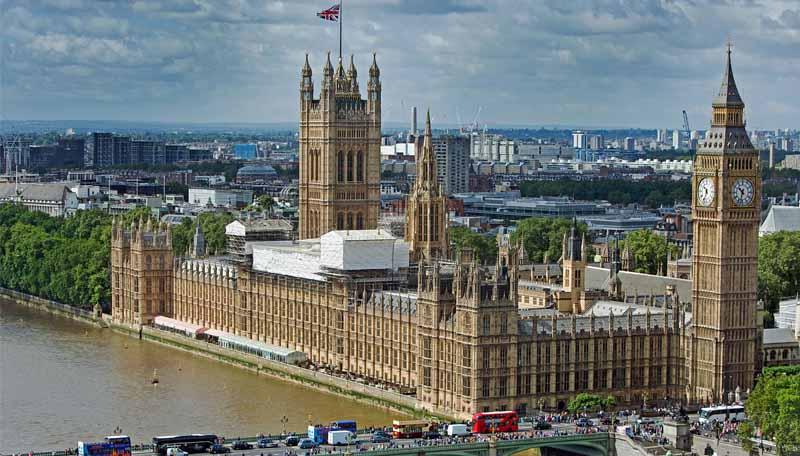 Londra Gezilecek Yerler