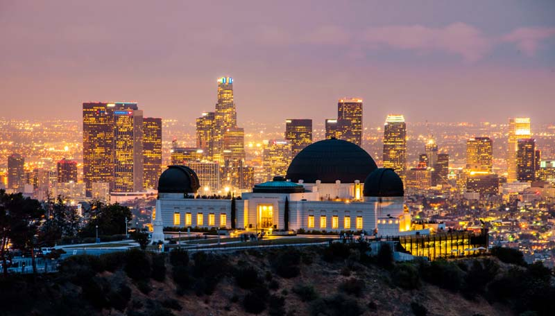 Los Angeles Gezilecek Yerler Listesi