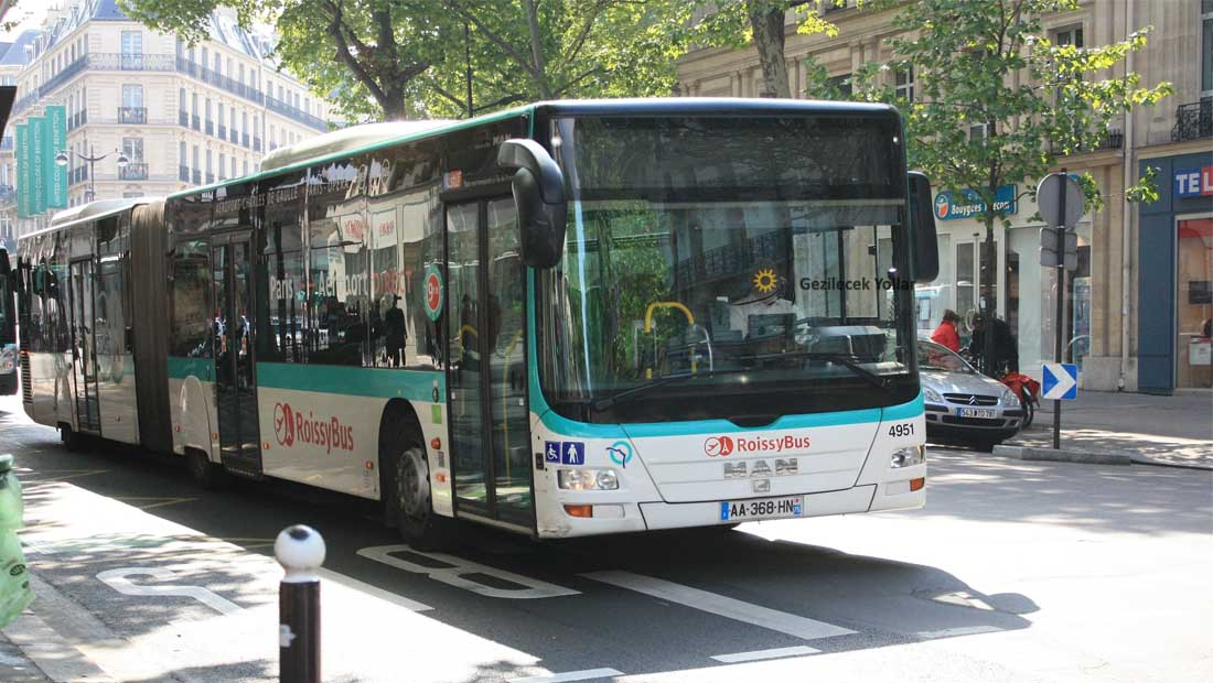 Paris Otobüs