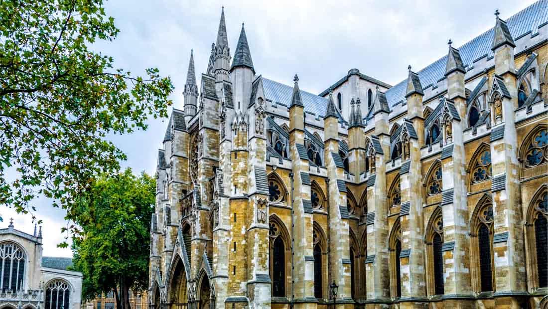 Londra Gezilecek Yerler : Westminster Abbey