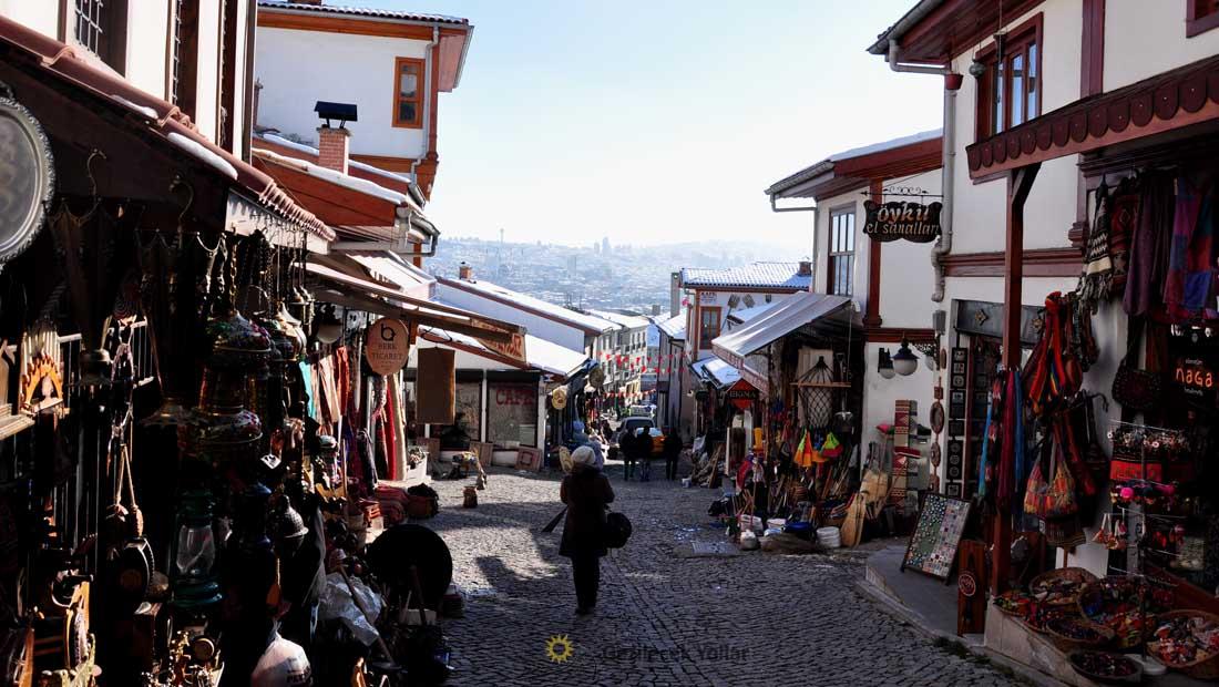 Ankara Kalesi