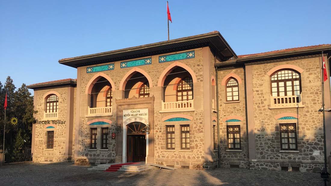 Kurtuluş Savaşı Müzesi (I. Meclis Binası)