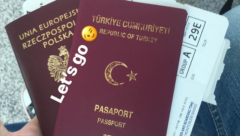 2020 Pasaport Ücretleri