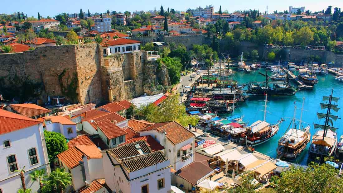 Antalya Seyahat Rehberi