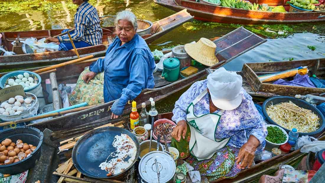 Bangkok Gezilecek Yerler Listesi