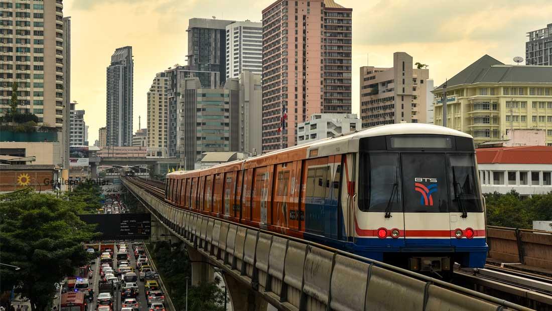 Bangkok Havaalanı Ulaşım Rehberi : Metro