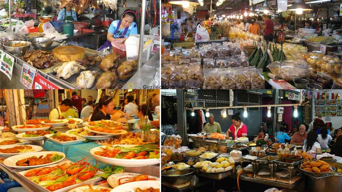 Chatuchak Pazarı