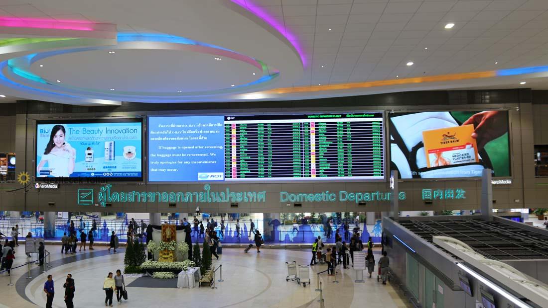 Don Mueang Uluslararası Havaalanı