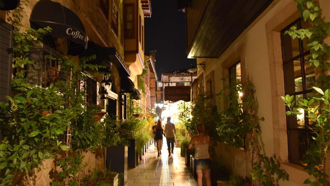 Antalya Gezilecek Yerler Listesi: Kaleiçi