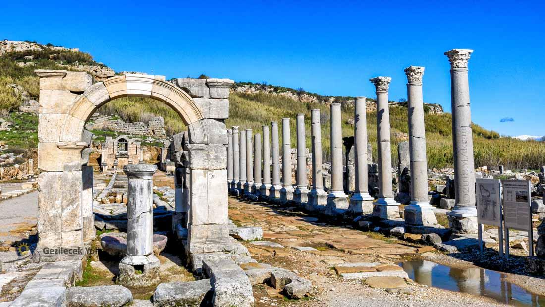 Antalya Gezilecek Yerler Listesi