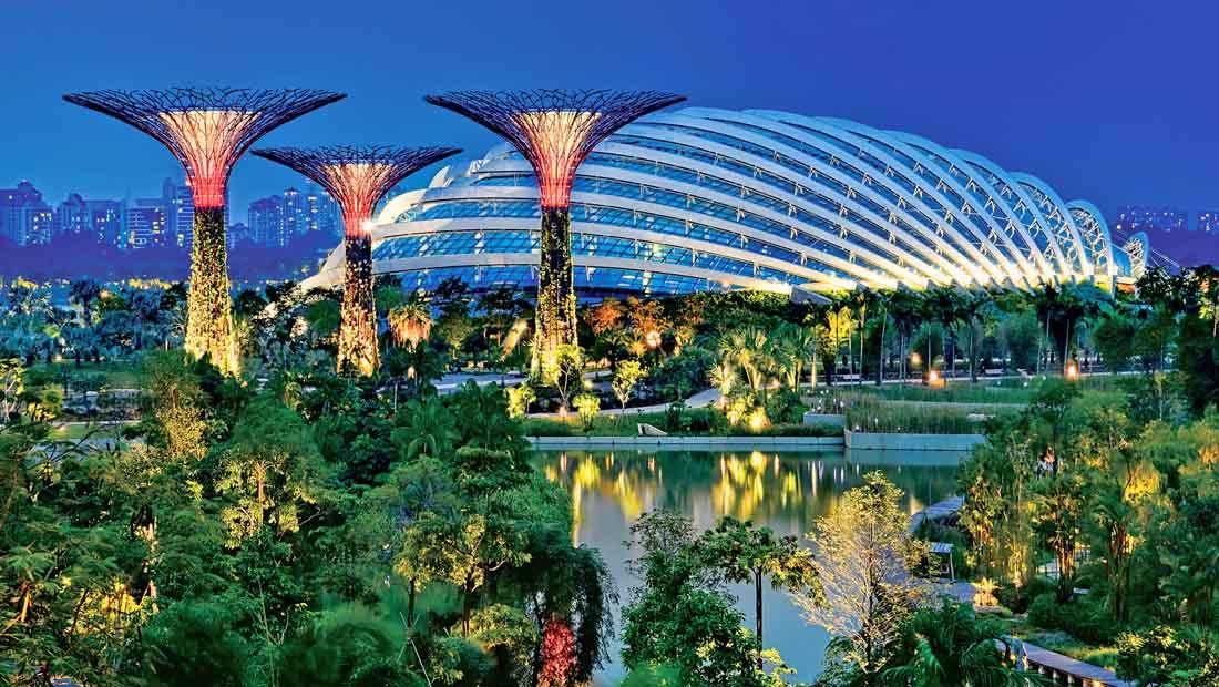 Singapur Yasaları ve Yasaklar
