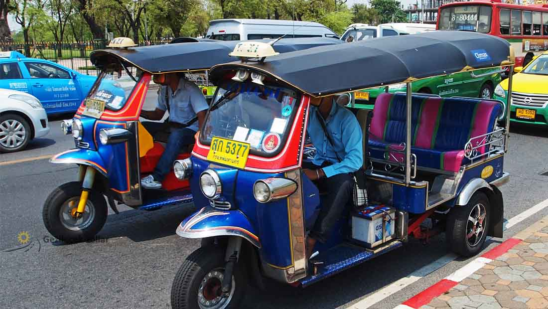 Bangkok Şehir İçi Ulaşım Rehberi