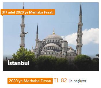 İstanbul Erken Rezervasyon Otelleri