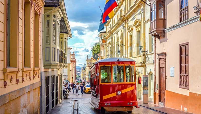 Bogota Gezilecek Yerler Listesi