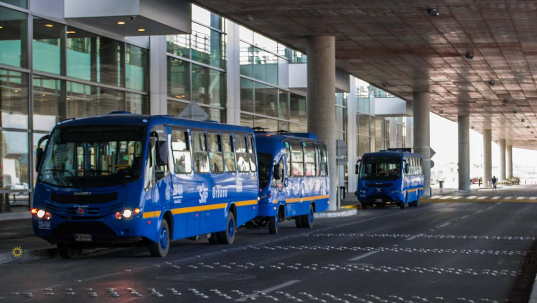 Bogota Havaalanı Ulaşım Rehberi