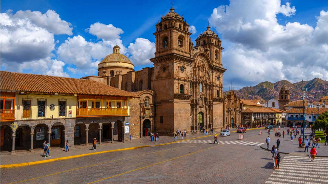 Cusco Katedrali