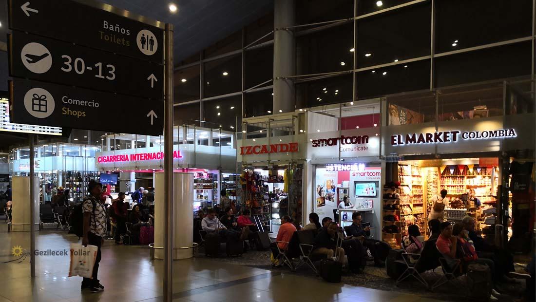 El Dorado Uluslararası Havalimanı