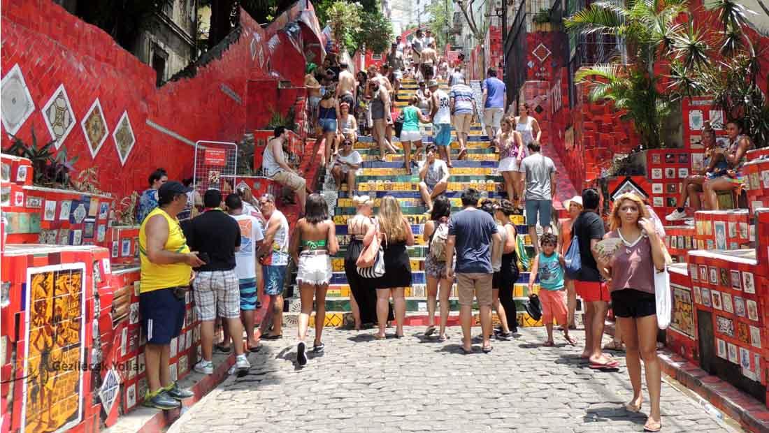 Rio de Janeiro Gezilecek Yerler Listesi