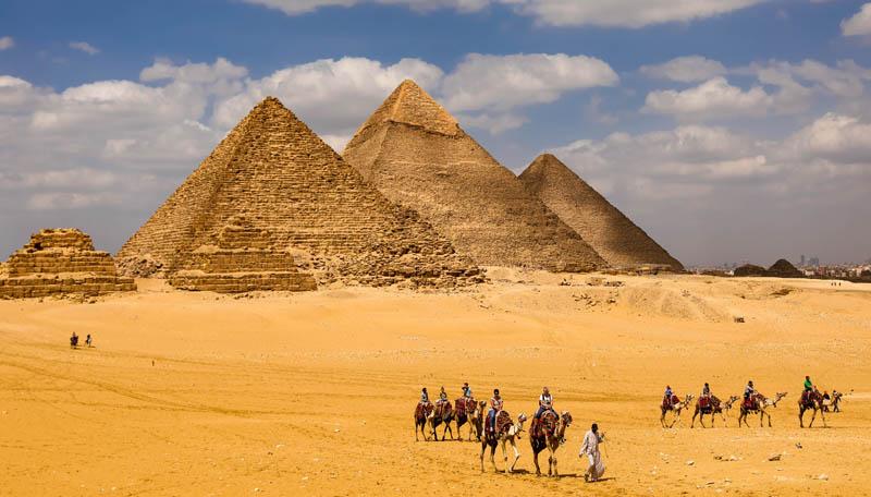 Kahire Gezilecek Yerler Listesi