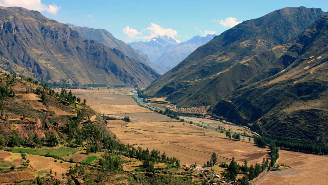 Cusco Kutsal Vadi