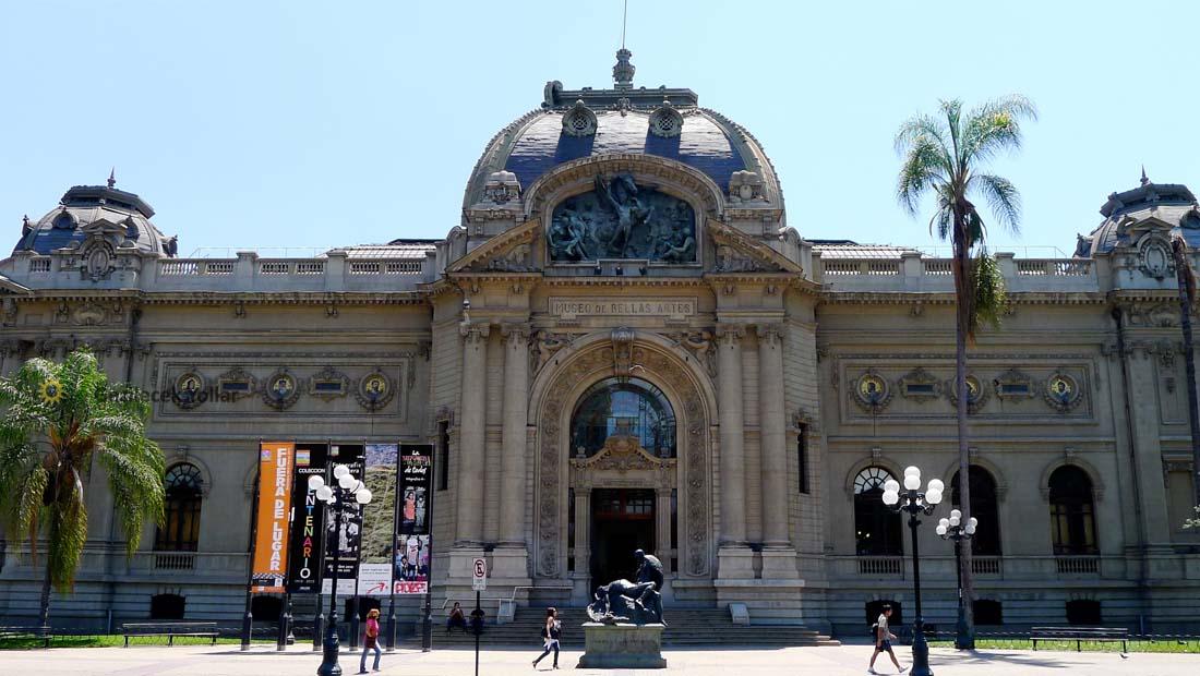 Santiago Gezilecek Yerler Listesi