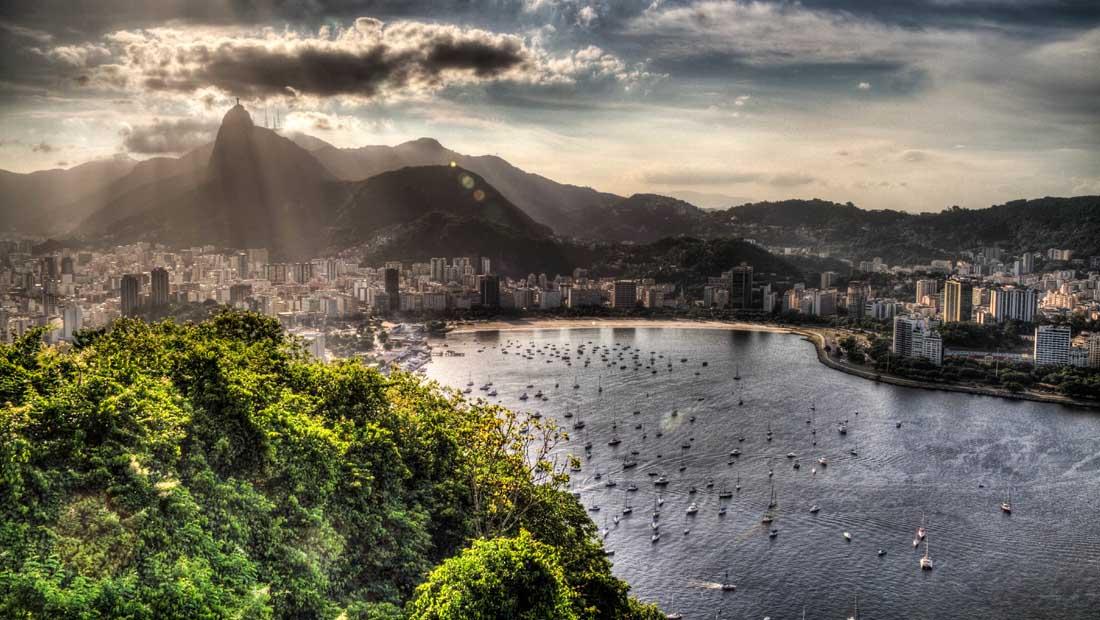 Rio de Janeiro'da Gezilecek Yerler