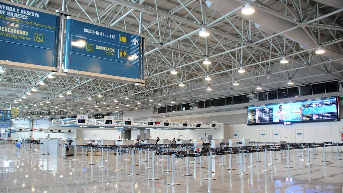 Rio de Janeiro Galeao Uluslararası Havalimanı