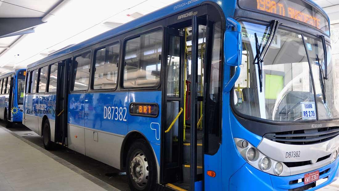 Rio de Janeiro Otobüsleri