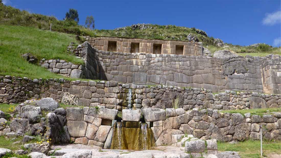 Cusco Gezilecek Yerler Listesi
