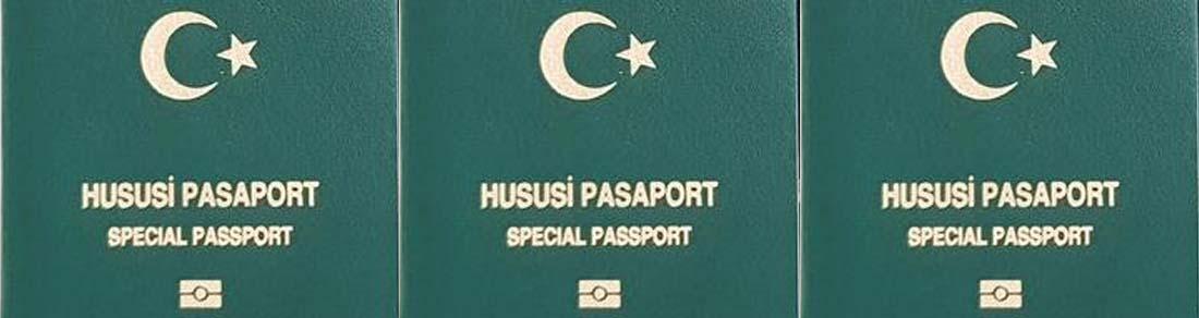 Yeşil Pasaport İçin Gerekli Evraklar 2020
