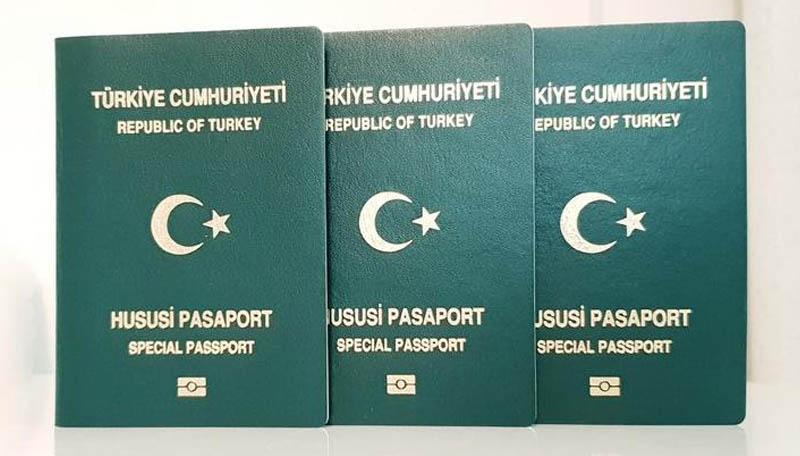 Yeşil Pasaport İçin Gerekli Evraklar