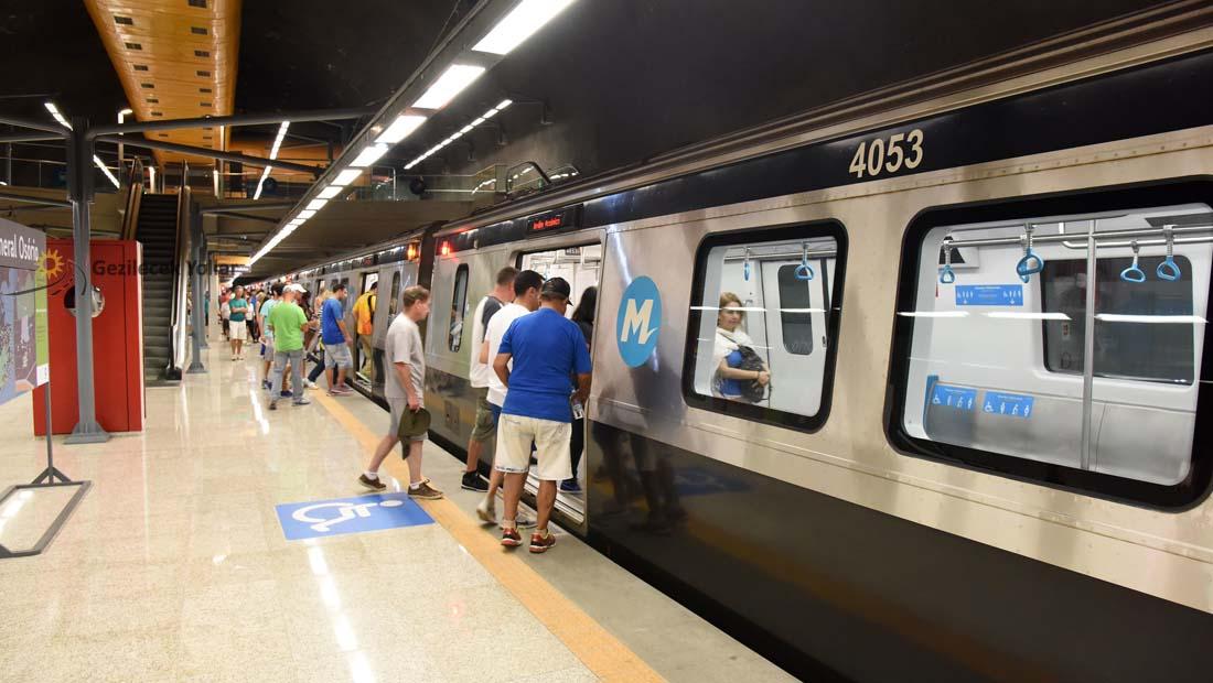 Rio de Janeiro Metrosu