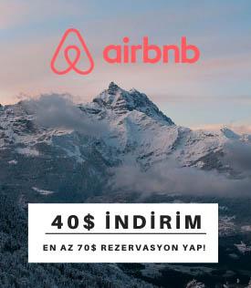 Airbnb Kampanya