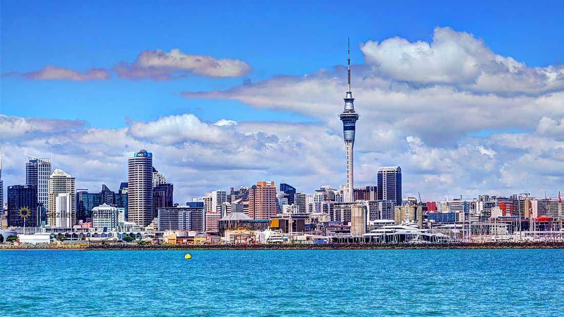 Auckland'da Gezilecek Yerler