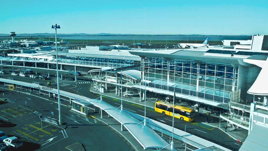 Auckland'da Ulaşım