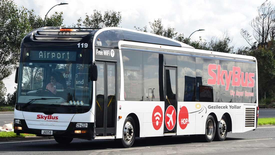 Auckland Otobüsleri