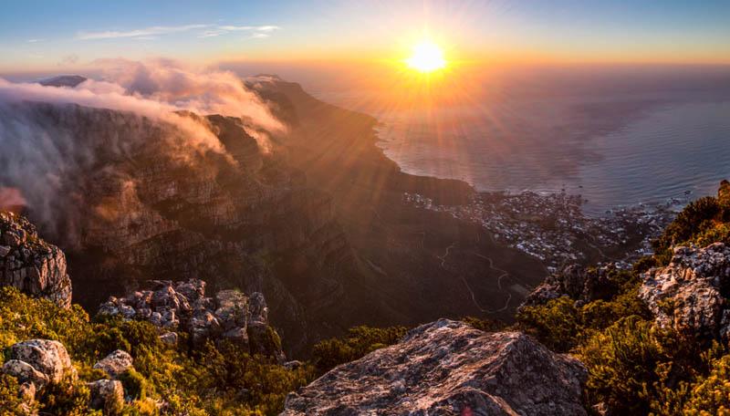Cape Town Gezilecek Yerler Listesi