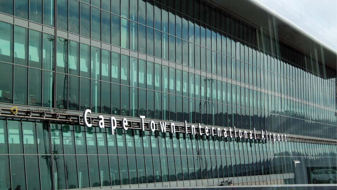 Cape Town Uluslararası Havaalanı