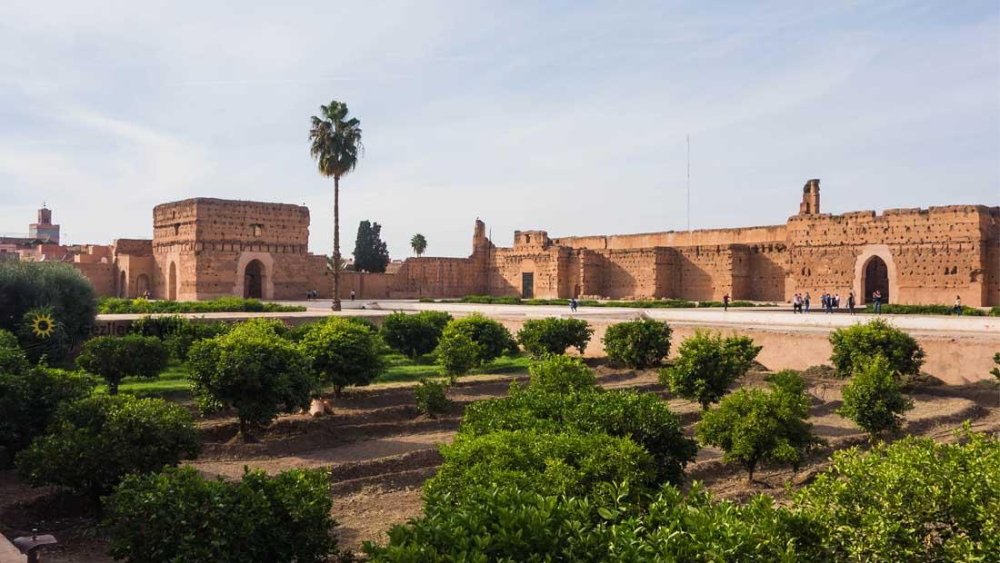 El Badi Sarayı