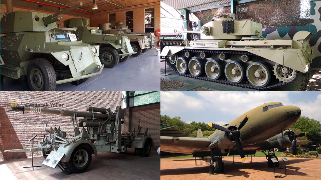 Güney Afrika Ulusal Savaş Müzesi