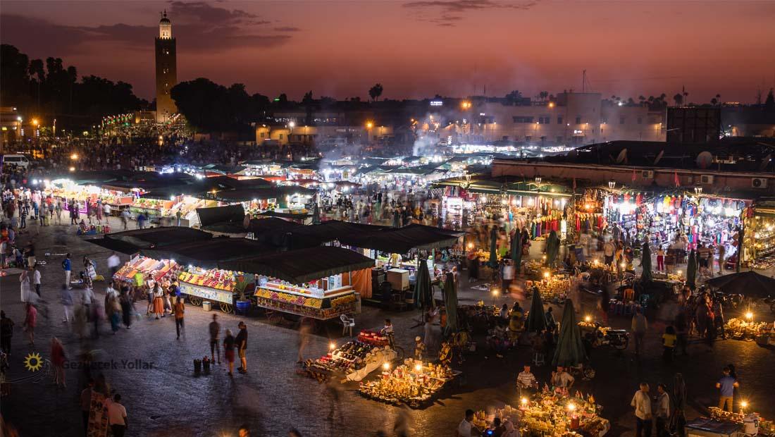 Jemaa el Fna Meydanı