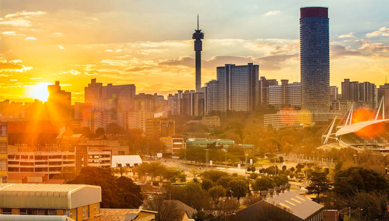 Johannesburg Gezilecek Yerler Listesi