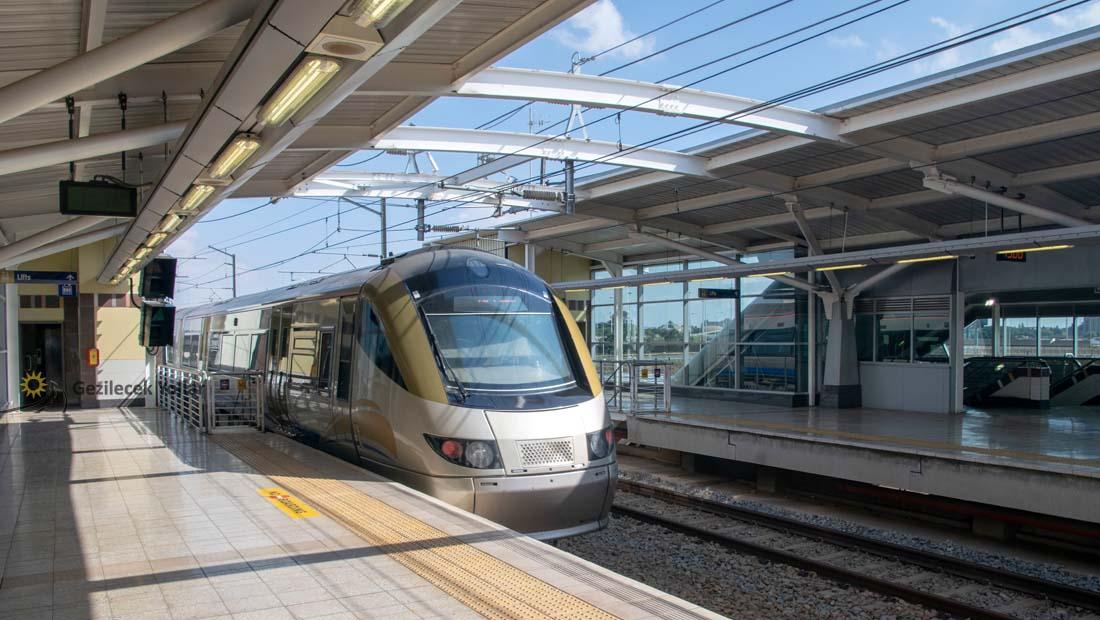 Johannesburg Trenleri