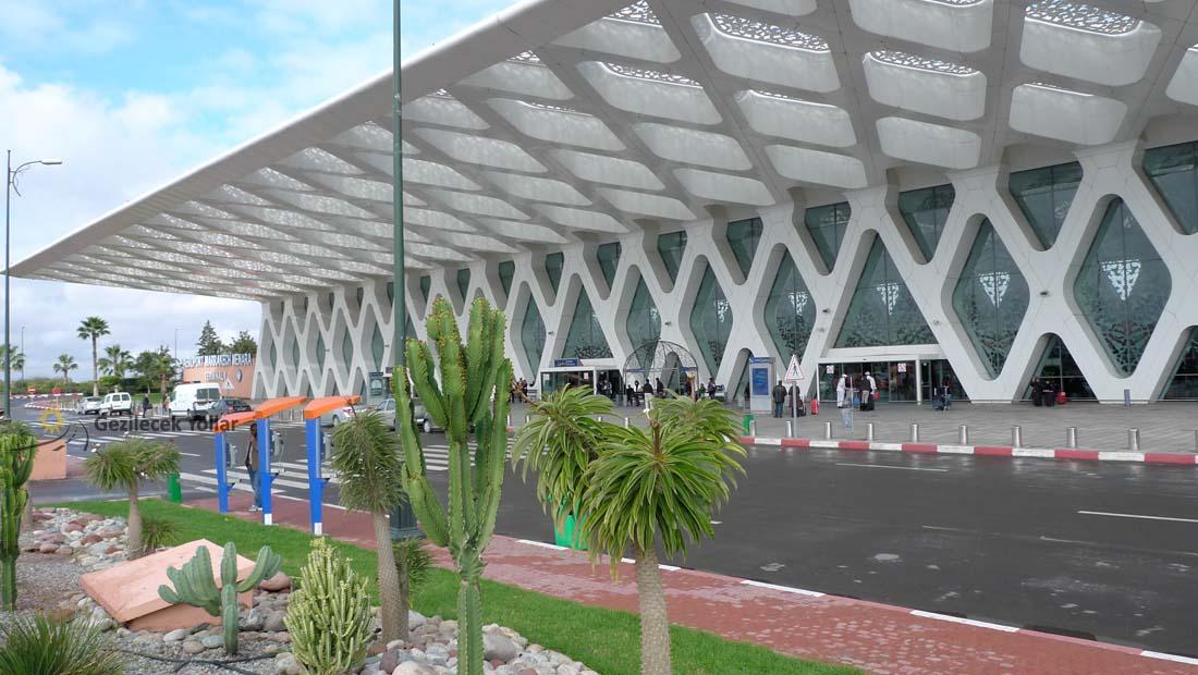 Marakeş Menara Havalimanı