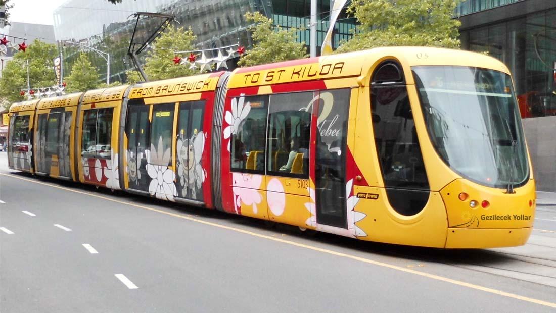 Melbourne Tramvay