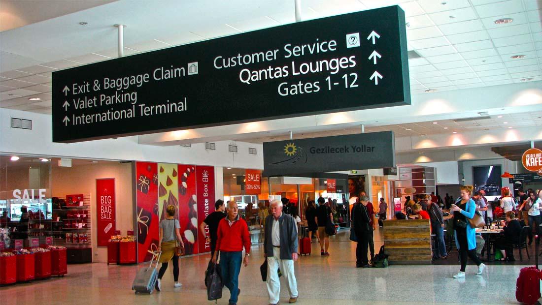 Melbourne Tullamarine Havaalanı