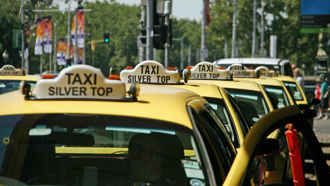 Melbourne taksi